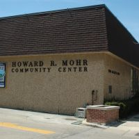 Forest Park, IL - Howard R. Mohr Community Center, Ривер Форест