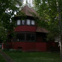 ROBERT P. PARKER HOUSE - OAK PARK - CHICAGO, Ривер Форест