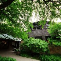 Frank Lloyd Wright Historical District, Oak Park, IL Wrights Home and Studio, Ривер Форест