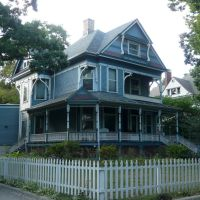 Orlando Blackmer house 203 Forest Ave, Oak park il, Ривер Форест
