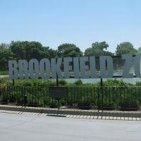 brookfield zoo, Риверсид