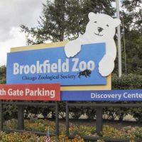 Brookfield Zoo, GLCT, Риверсид