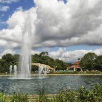 Brookfield Zoo Roosevelt Fountain, GLCT, Риверсид