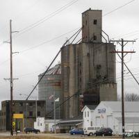 Abandoned Grain Elevator, Ривертон