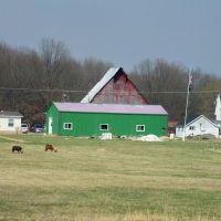 Green Barn, Роиалтон