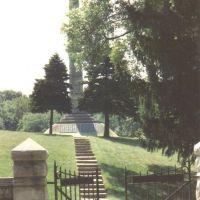 Confederate Monument & Cemetery - 1991, Роксана