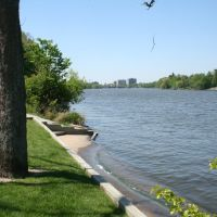 Rock River, Rockford, IL, Рокфорд
