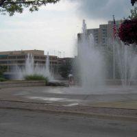 Millennium Fountain, GLCT, Рокфорд