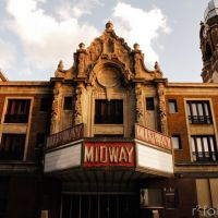 Midway Theater ~ Rockford, IL, Рокфорд