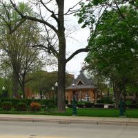 Lincoln Park, Downtown St. Charles, Сант-Чарльз