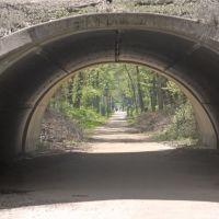 Delyte W. Morris trail, SIUE, Саут-Роксана
