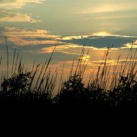 Sunset on the Prairie, Edwardsville, IL, Саут-Роксана