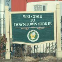 Skokie & Oakton: Downtown Skokie, Скоки