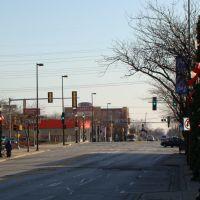 Oakton & Lamon: Downtown Skokie, Скоки