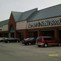 barnes and noble bookstore, Скоки