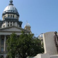 Illinois State Capitol, Спрингфилд