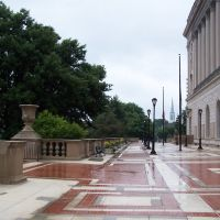 Capitol Grounds, Springfield, Illinois, July 2009, Спрингфилд
