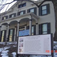 Vachel Linsay Home, state historic site, Спрингфилд