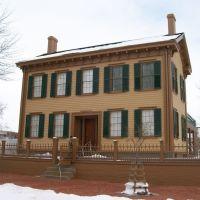 Lincoln Home, Спрингфилд