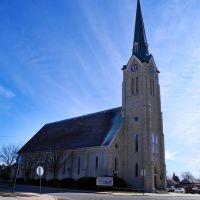 St. Joseph Cathoic Church, Стандард