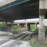Railroad under the Bridge, Стикни