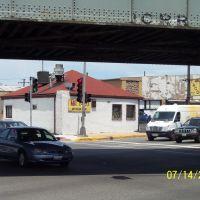 Mr. Taco & Austin Blvd. Underpass, Ogden/Route 66, Cicero, IL, Стикни