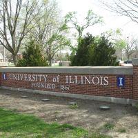 University of Illinois, Urbana Campus, Урбана