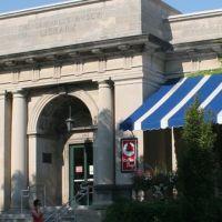 Urbana Free Library - Race Street Entrance, Урбана