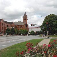 Urbana Court House, Урбана