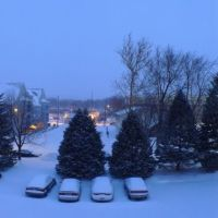 Blizzard After, Урбана