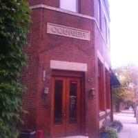Courier Cafe, Урбана
