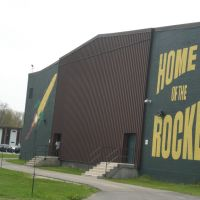 Home of the Rockets!, Форест Парк