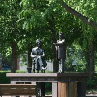 Lincoln - Douglas debate site, Фрипорт
