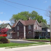 House in Freeport IL, Фрипорт