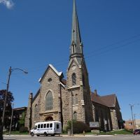 United Presbyterian Church in Freeport IL, Фрипорт