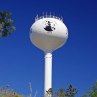 Lincoln-Douglas Debate Water Tower, Фрипорт