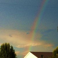 End of Rainbow at My Neighbors house, Хамптон