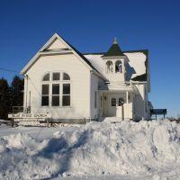 "Blue Ridge Church: ""165 Years of Christian Worship"", Хамптон"