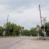 Railroad Crossing, Хамптон