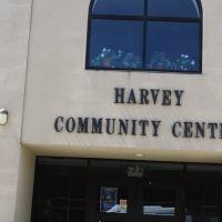 Harvey Community Center, Харви