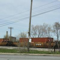 Train Tracks, Харви
