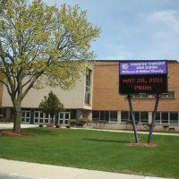 Thornton High School Gymnasium, Харви