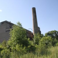 Exploring Wyman-Gordon Power Plant, Харви
