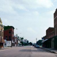 Kenney IL, Main Street USA, Хометаун