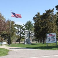 Cherry Miners Cemetery, Черри