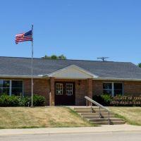 Village of Cherry City Hall & Library, Черри