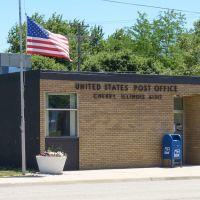 Cherry Illinois Post Office 61317, Черри