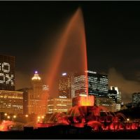 Buckingham Fountain (Al-Bundy-Brunnen), Чикаго