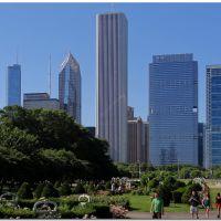 Chicago - Grant Park, Чикаго