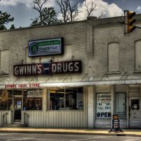 Gwinns Drugs, Андерсон